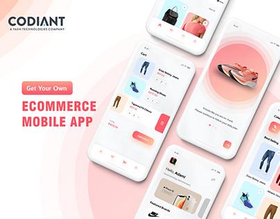 Ecommerce App Solutions