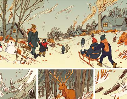 FAZ - Weihnachtstitel