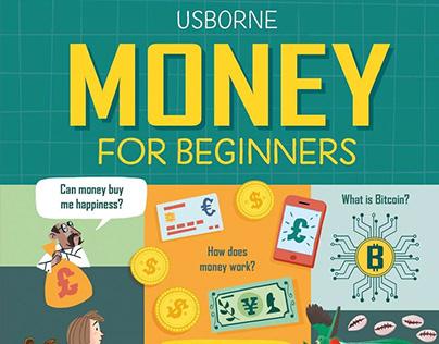 """Money for Beginners"" Usborne Publishing/Illozoo"