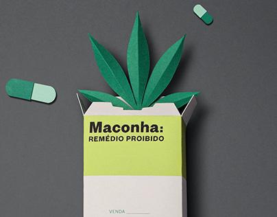 Maconha: remédio proibido