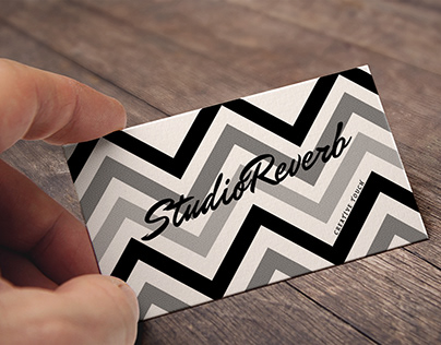 Business card design | StudioReverb