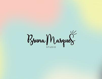 Bruna Marques - Logo / Identity