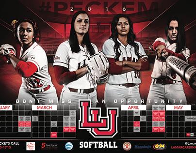 2016-17 Baseball/Softball Posters