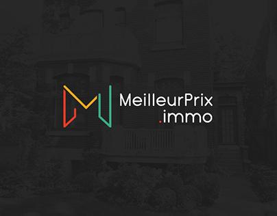 MeilleurPrix.immo | Logo