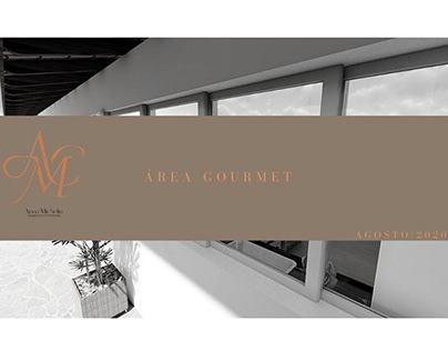 Área Gourmet