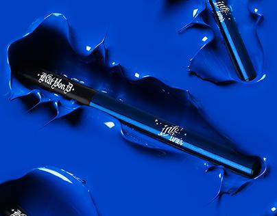 PAINT ME BLUE.