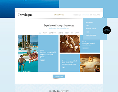 Travelogue by Grecotel