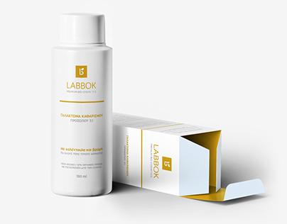 LABBOK Organic Products - Branding, Packaging