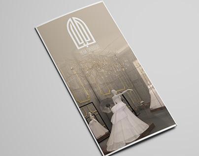 HEBA DABOUR - Brochure Design : 2019