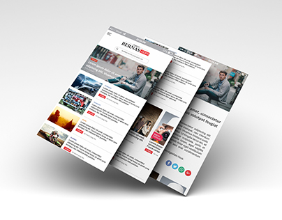 Harian Bernas Mobile Version