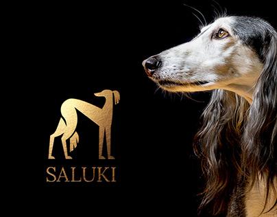 Saluki   Brand Mark
