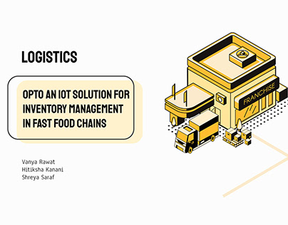 OPTO: IoT Solution for Inventory Management
