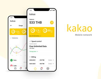 Kakao - Mobile network