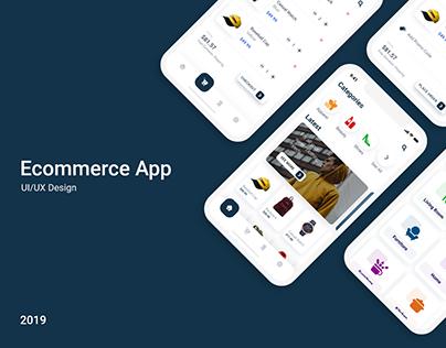 Ecommerce - Mobile App