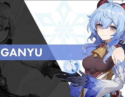 Genshin Impact Ganyu Header