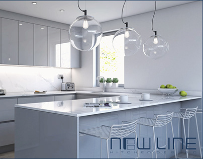 Lucente S-Line Kitchen Collection