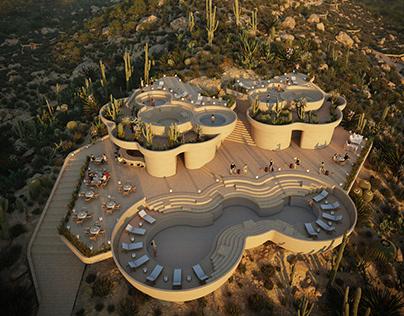 Ummara by Rojkind Arquitectos + Amasa Estudio