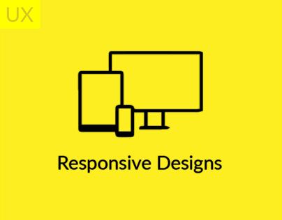 responsive designs