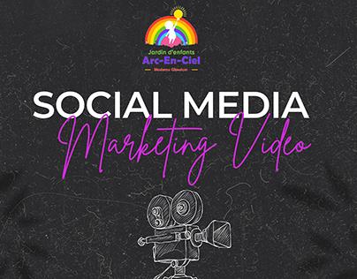 Social Media - Marketing Video - Arc en ciel