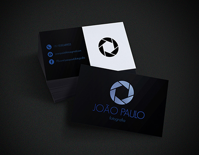Cartão de visita - João Paulo Fotografia