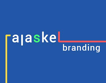rajaskel - branding