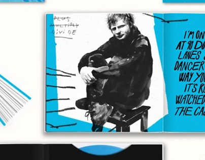 Album Artwork_Ed Sheeran