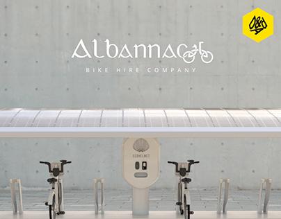 Bike Hire Scheme Branding Concept