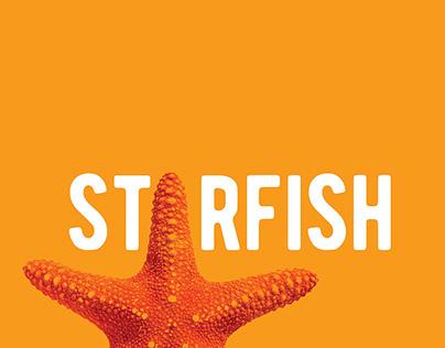 Starfish Branding Concept