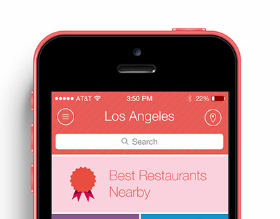 Past Mobile Design Examples