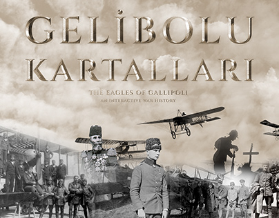 Eagles of Gallipoli The Interactive War History
