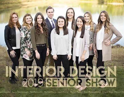 2019 Interior Design Senior Show