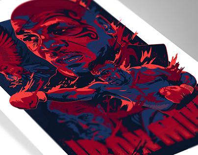 Poster : Iron Mike Tyson