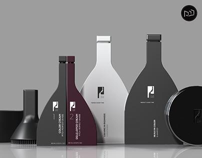 HUE&ME Packaging