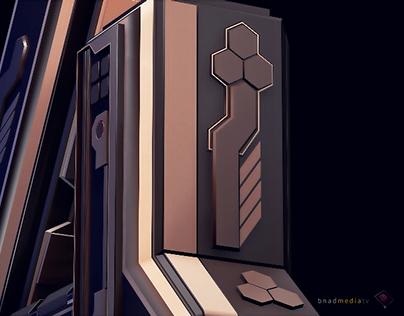 Cyber Four - 4 - IV