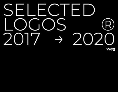 Selected Logos. 2017 — 2020®.