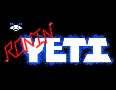 Ronin Yeti Designs Logo #3