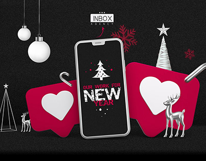 Social Media (OUR WORK FOR NEW YEAR)