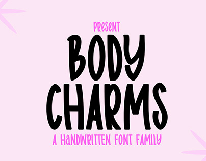 Font Body Charms
