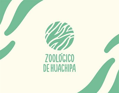 """Manual de Identidad """"Zoológico de Huachipa"""""""