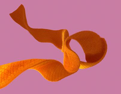 Flying fabrics