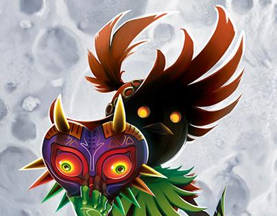 Final Day . Majora's Mask