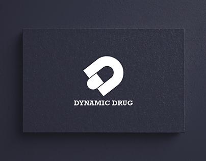 Dynamic Drug Logo
