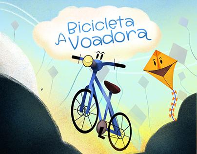 Children's Book: A Bicicleta Voadora