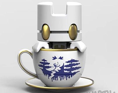 Royal Tea Porcelain
