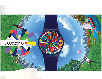"""Progetto """"Swatch"""""""