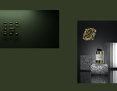 Luxury — Packshot & Set design
