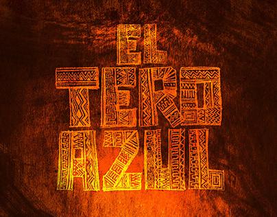 """Libro álbum ilustrado: """"El Tero Azul"""""""