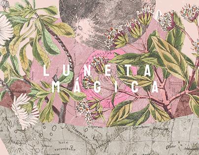 Live Album Cover | Luneta Mágica