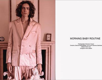 MORNING BABY ROUTINE Published on Assurè Magazine
