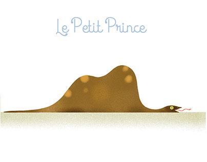 Le Petit Prince Ceci n'est pas une chapeau